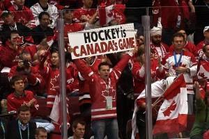 34% канадцев не интересуются хоккеем!!!