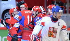 6 из 6, Россия победила Чехию на ЧМ-2012