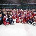 Сборная России выиграла чемпионат мира!!!