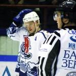 Алексей Копейкин вернулся в «Сибирь»