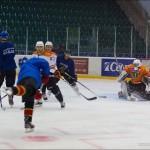 В Ангарск вернулся хоккей!!!!!