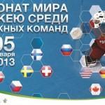 Билеты на МЧМ-2013 от 80 до 2000 рублей