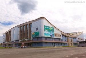Большая арена Ермак