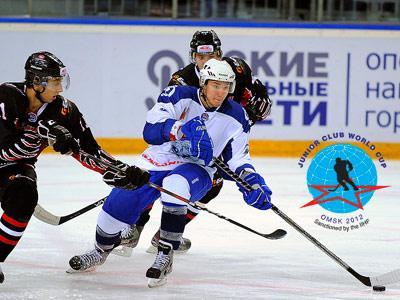 «Омские Ястребы» забросили 9 шайб Норвегии