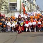 Оранжевый марш!