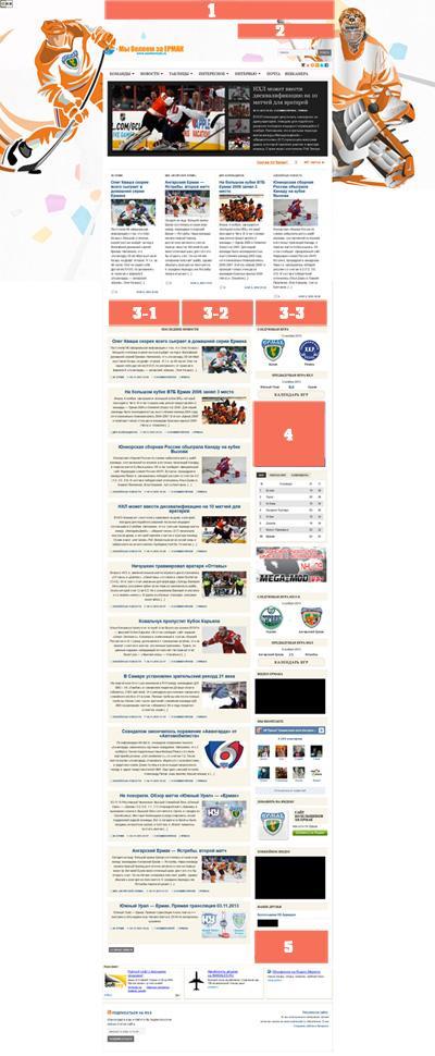 Рекламные места на сайте nashermak.ru