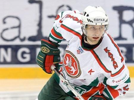 Морозов набрал 1000-е очко в карьере