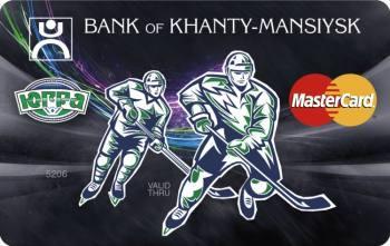 Банковская карта для настоящих болельщиков