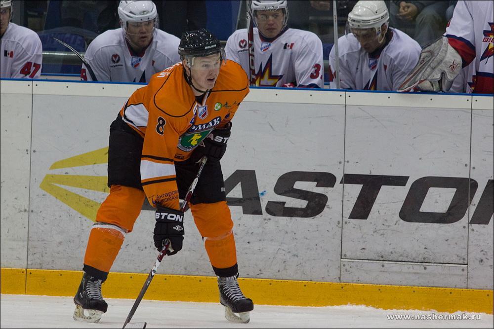 Александр Сырей перешёл в ХК «Титан»