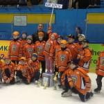 Турнир в г.Прокопьевске с 24-30 апреля 2013 среди юношей 2005 года рождения.