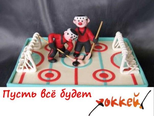Прикольные поздравления на день рождение хоккеисту