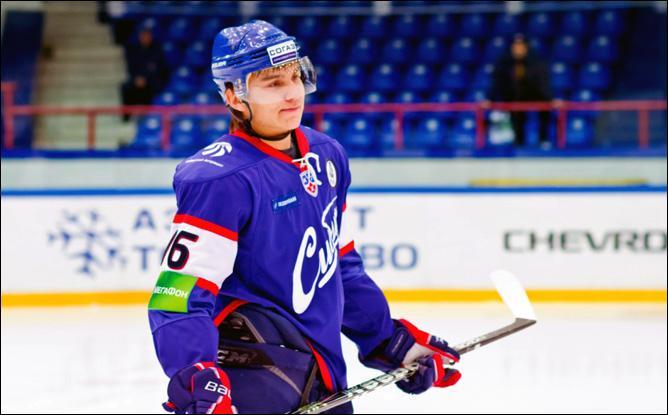 Десант из КХЛ: «Сибирь» командировала трех игроков в «Ермак»