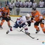 «Ангарский Ермак» — «Красноярские Рыси» матч 2