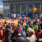 Ермак на демонстрации 1 мая