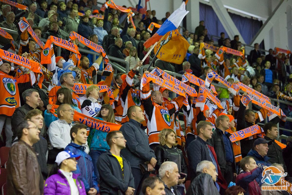 АнгарскийХК «Ермак» проиграл надомашней арене карагандинскому «Сарыарку»