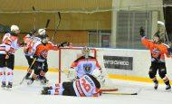 «Ермак» потерпел поражение в первой игре серии против «Спутника» — 1:2 ОТ