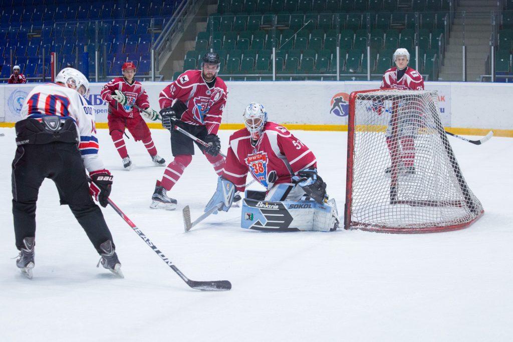 ХК38 - АнгарскСтрой
