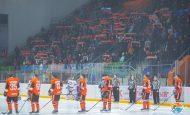 В Орск отправилось 22 игрока