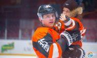 Дмитрий Михайлов — лучший нападающий ВХЛ в феврале