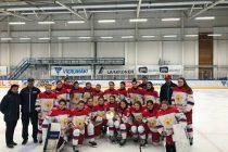 Женская юниорская сборная России выиграла бронзу Кубка Европы, забросив 12 шайб