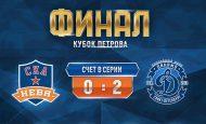 СКА-Нева — Динамо прямая трансляция 21.04.2018 прогноз