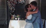 Экс-хоккеист «Ермака» Семен Иванов женился на своей девушке Александре