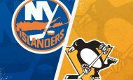 Нью-Йорк Айлендерс — Питтсбург прямая трансляция 11.04.2019