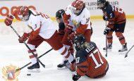 Канада — Россия 4:3 ОТ Женский хоккей