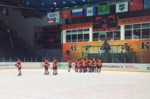 Ермак - Манул второй матч 7:4