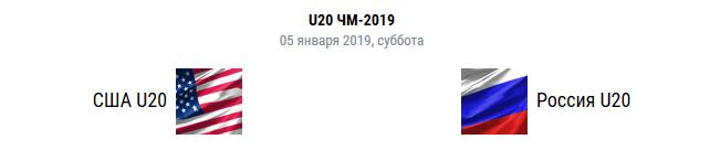 Россия — США