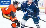 Георгий Сергеенко: «Мы за эти два дня получили хороший опыт, сыграв с командой КХЛ»
