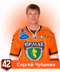 Сергей Чубыкин