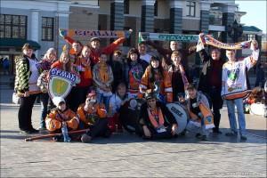 групповое фото в Красноярске