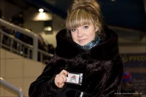 Дарья Мясоедова.