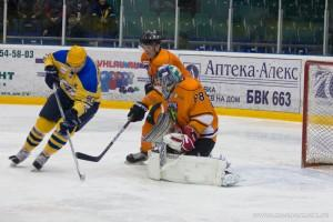 Алексей Иванов, шестой сухарь