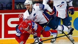 Россия — Франция — 1:2