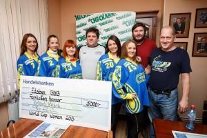 Иркутянки стали серебряными призерами Кубка мира в  Швеции