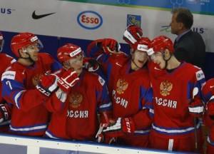 Россия вышла вперед в Суперсерии с Канадой