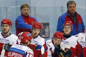 Российская «молодежка» проиграла «суперсерию» канадцам