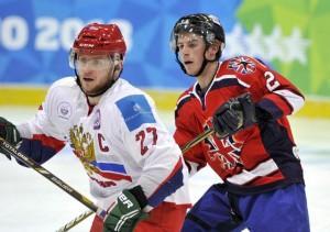 Хоккейная сборная России стартовала на Универсиаде с разгрома Великобритании