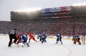 НХЛ Зимняя классикв 2014