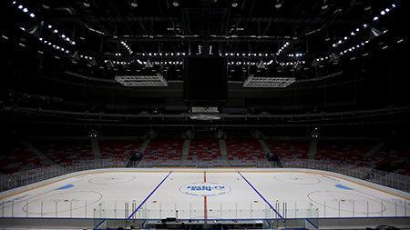 Товарищеский матч Россия — Латвия отменен