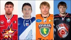 Александр Архипов - лучший напададающий недели ВХЛ.
