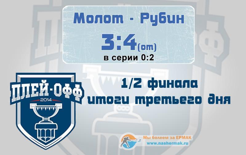 Молот - Рубин 04.04.2014