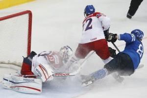 В финале чемпионата мира Россия сыграет с Финляндией