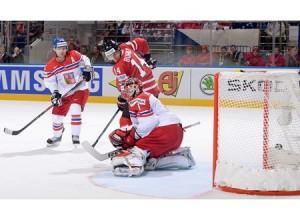 Половина сборной Чехии по хоккею пострадала от диареи