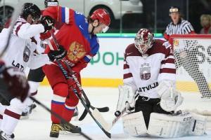 ПЯТАЯ ПОБЕДА ПОДРЯД! России переиграла Латвию и досрочно выиграла группу «Б»