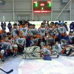 Команда Ермак 2003 четвертая на турнире Вектор-2019