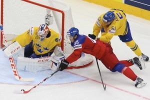 Шведы обыграли чехов и взяли бронзу — 3:0