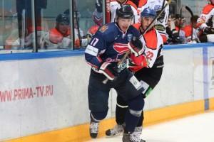 Ермак проиграл первую игру в Красноярске